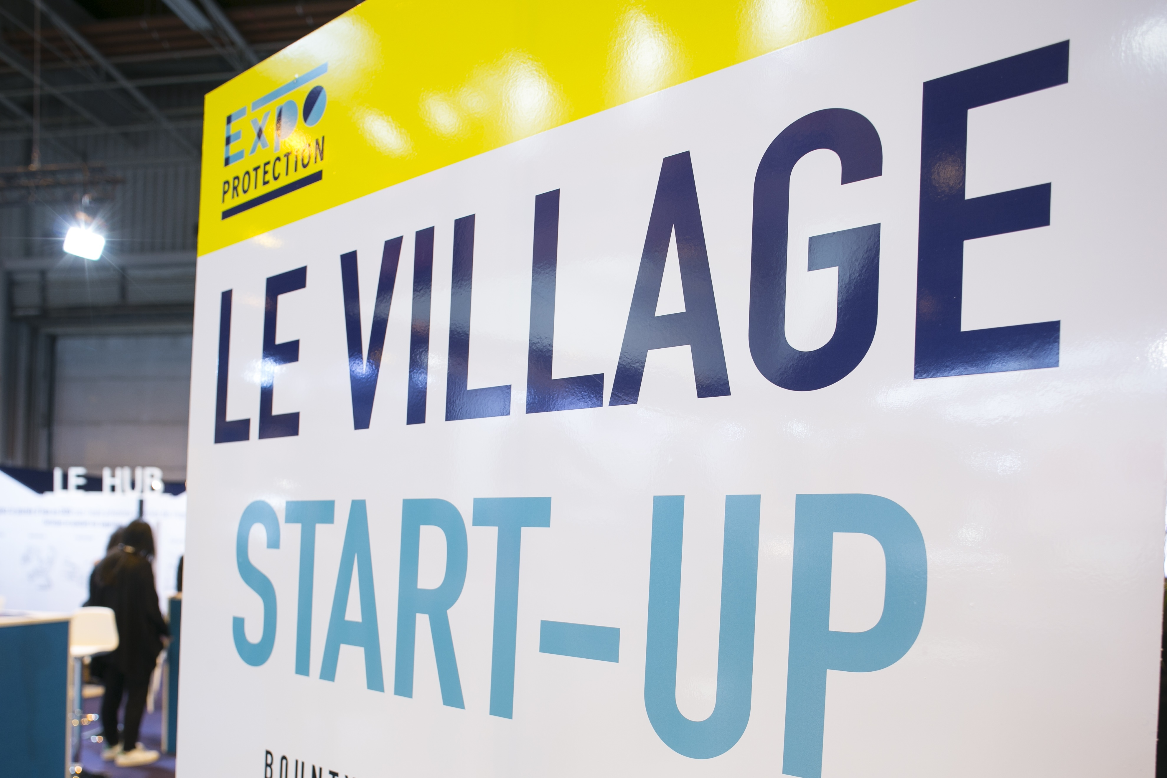 Expoprotection Village Star-up Paris