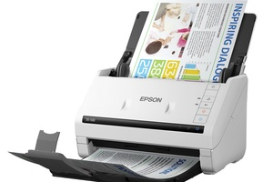 illustration Epson : les scanners à défilement Workforce